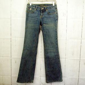 Banana Republic Women's Size 0 Boot Cut Jeans 265